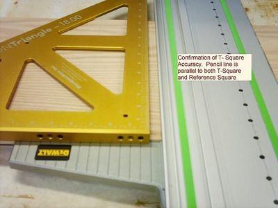 dewalt track saw parallel guide